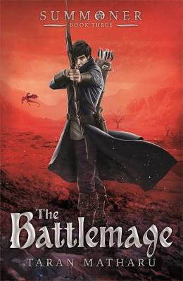 Summoner: The Battlemage: Book 3