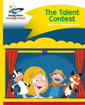 Reading Planet - The Talent Contest - Yellow: Comet Street Kids