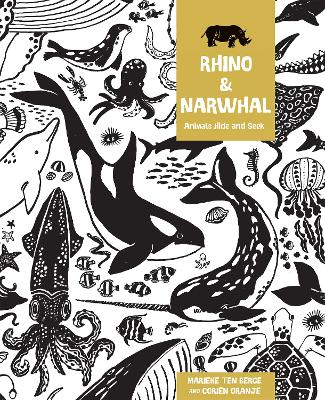 Rhino and Narwhal: Animal Hide and Seek