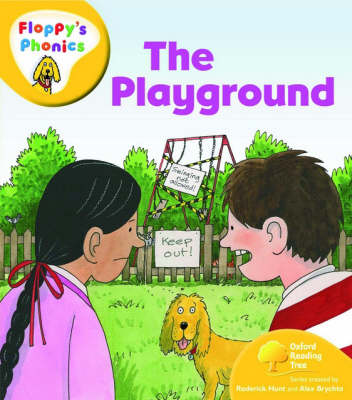 Oxford Reading Tree: Level 5: Floppy's Phonics: The Playground