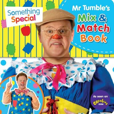 Something Special Mr Tumble's Mix and Match
