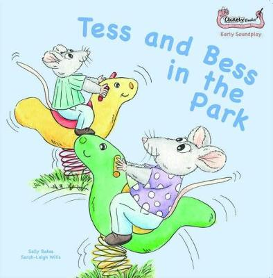 Tess and Bess in the Park
