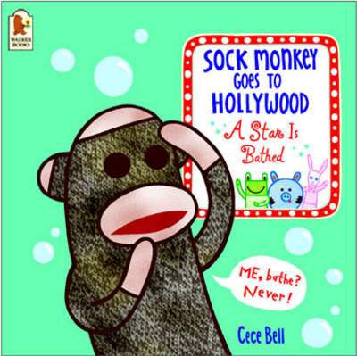 Sock Monkey Goes To Hollywood