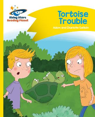 Reading Planet - Tortoise Trouble - Yellow: Comet Street Kids