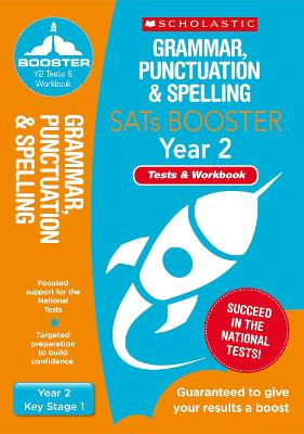 Grammar, Punctuation & Spelling Pack (Year 2)