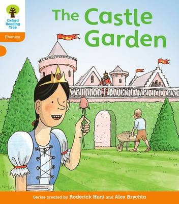 Oxford Reading Tree: Level 6: Floppy's Phonics: The Castle Garden