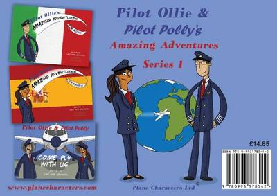 Pilot Ollie & Pilot Polly's Amazing Adventures Series One