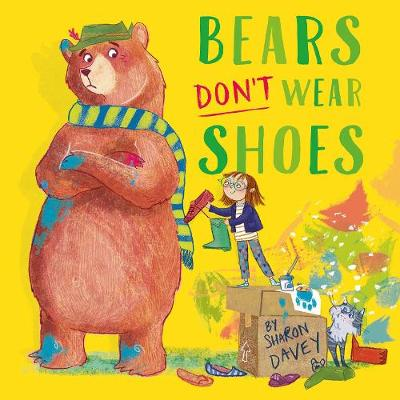 Bears Don't Wear Shoes