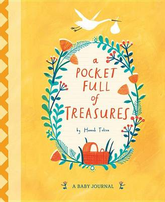 Pocket Full of Treasures: A Baby Journal