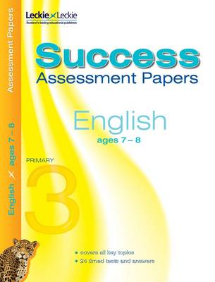 English Assessment Papers 7-8