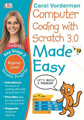 Computer Coding with Scratch 3.0 Made Easy