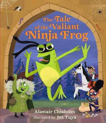 The Tale of the Valiant Ninja Frog