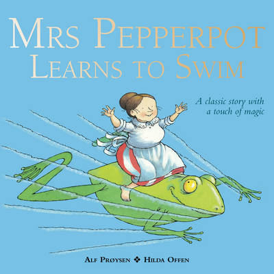 Mrs Pepperpot Learns to Swim