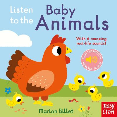 Listen to the Baby Animals