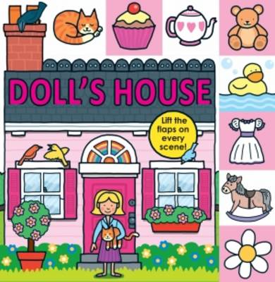 Doll's House: Lift The Flap Tab Books