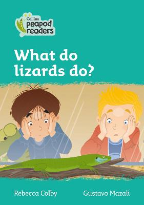 Level 3 - What do lizards do?