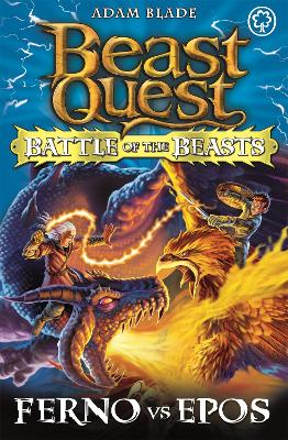 Battle of the Beasts: Ferno vs Epos: Book 1