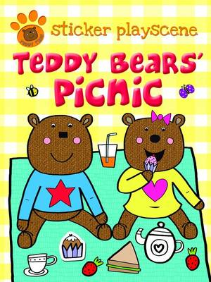 Teddy Bear Picnic: Sticker and Activity with Fold-out Playscene