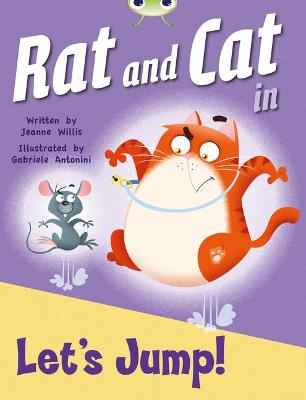 Rat and Cat in Let's Jump