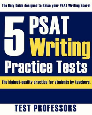 5 PSAT Writing Practice Tests