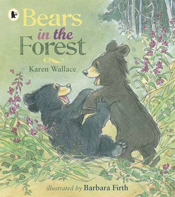 Bears In The Forest Library Edition