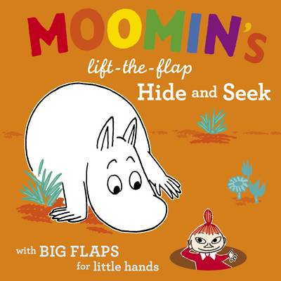 Moomin's Lift-the-flap Hide and Seek