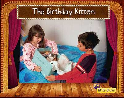 Little Plays: The Birthday Kitten