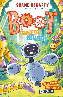 BOOT: The Creaky Creatures: Book 3