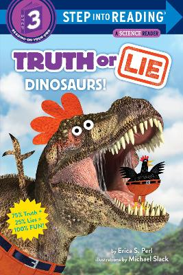 Truth or Lie: Dinosaurs!