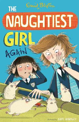 The Naughtiest Girl: Naughtiest Girl Again: Book 2