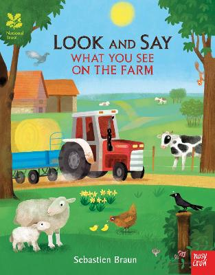 National Trust: Look and Say What You See on the Farm