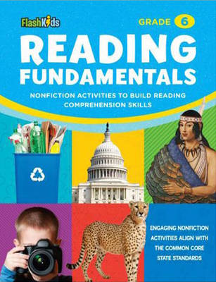 Reading Fundamentals: Nonfiction Activities to Build Reading Comprehension Skills
