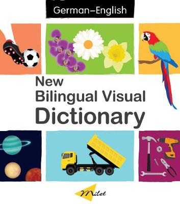 New Bilingual Visual Dictionary English-german