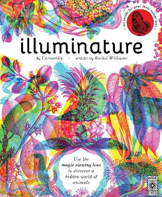 Illuminature: Discover 180 animals with your magic three colour lens