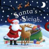 Santa's Sleigh: A Fun Christmas Counting Book