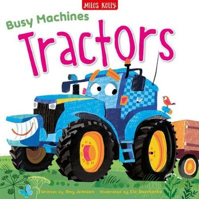 Busy Machines: Tractors