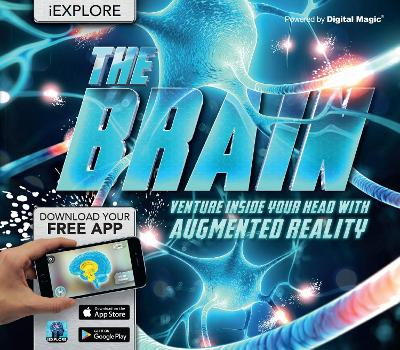 iExplore - The Brain: Venture Inside Your Head with Augmented Reality