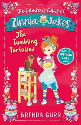 The Fabulous Cakes of Zinnia Jakes: The Tumbling Tortoises