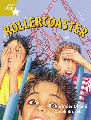 Rigby Star Guided 2 Gold Level: Rollercoaster Pupil Book (single)