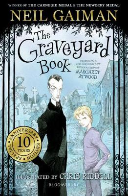 The Graveyard Book: Tenth Anniversary Edition