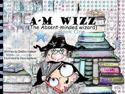 A-M WIZZ: The Absent-Minded Wizard