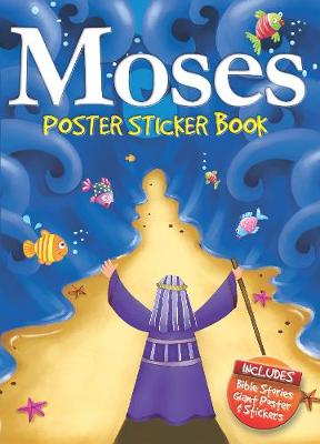 Moses Poster Sticker Book