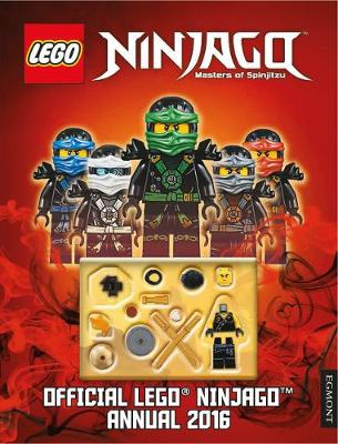 The Official LEGO Ninjago Annual