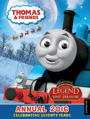 Thomas & Friends Annual