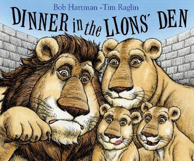 Dinner in the Lions' Den