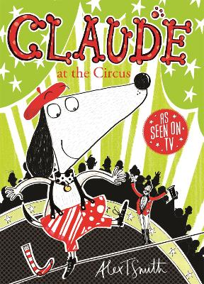Claude at the Circus