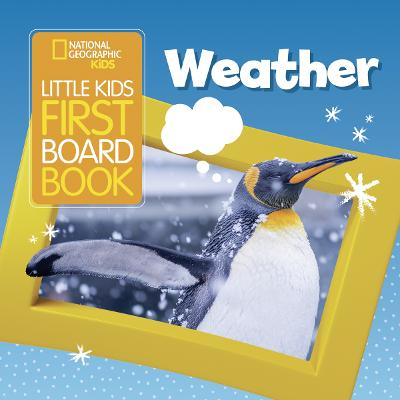 Little Kids First Board Book Weather