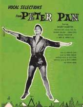 Vocal Selections from Peter Pan Starring Mary Martin