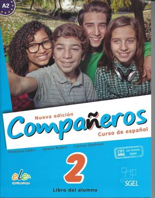 Companeros: Student Book with Access to Internet Support: Curso de Espanol