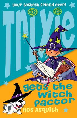 Trixie Gets the Witch Factor